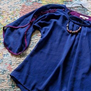 Umgee blouse shirt small